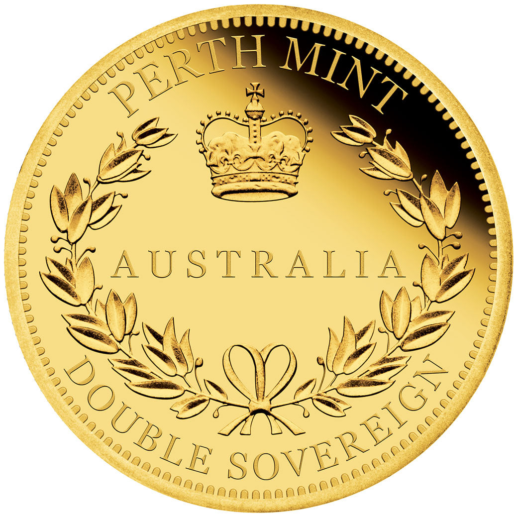 2018 $50 Double Sovereign Gold Proof Coin