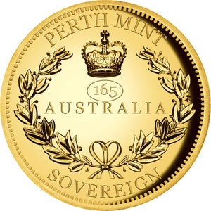 2020 $50 Double Sovereign 165 Privy High Relief Gold Proof