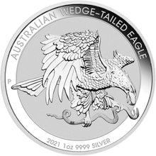 2021 $1 Wedge-Tailed Eagle Silver BU
