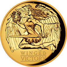 2021 $100 Winged Victory High Relief 1oz Gold Proof Coin