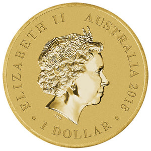 2018 $1 Anzac Day – Lest We Forget Al-Br Coin