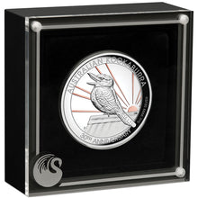 2020 $8 Kookaburra Gilded High Relief 5oz Silver Proof Coin