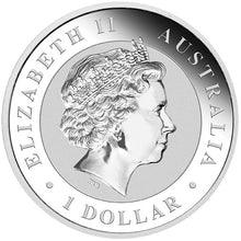 2018 $1 Happy Birthday 1oz Silver Coin