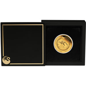 2021 $100 35th Anniversary Nugget 1oz Gold Proof Coin