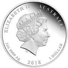 2018 $1 End of WWI 1oz Silver Proof