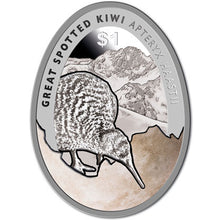 2016 NZ $1 Kiwi Treasures 1oz Silver Proof Coin