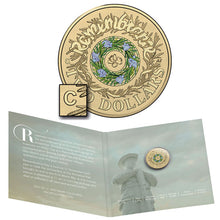 2017 $2 Remembrance Day 'C' Mintmark Unc