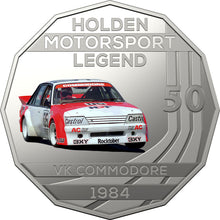 2018 50c Holden Performance  - 1984 VK Commodore HDT Unc