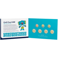 2018 $2 & $1 Comm. Games 7-coin Unc Set