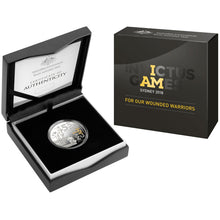 2018 $5 Invictus Games Silver Proof