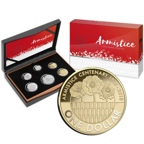 2018 Proof Coin Set