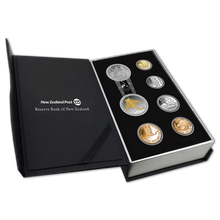 2018 NZ Proof Coin Set