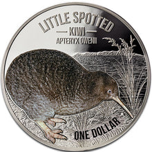 2018 NZ $1 Kiwi 1oz Silver Proof Coin