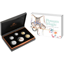 2019 Newborn Baby - Possum Magic Proof Coin Set