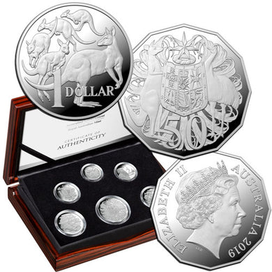 2019 Fine Silver Proof Set