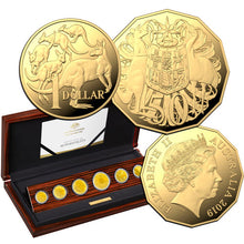 2019 Fine Gold Proof Set