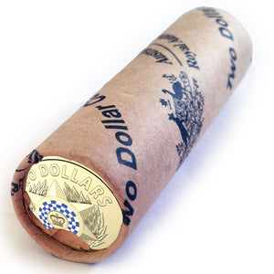 2019 $2 Police Remembrance Mint Roll