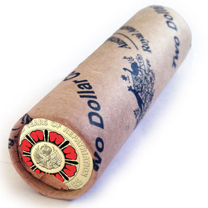 2019 $2 ANZAC Day Repatriation Mint Roll