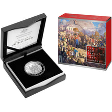 2019 $5 Mutiny & Rebellion - Rum Rebellion 1oz Silver Proof