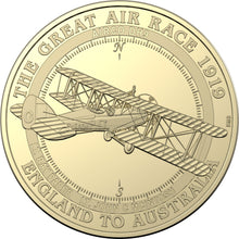 2019 $1 England to Australia Air Race Collection