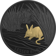2019 $5 Echoes of Australia - Lesser Bilby 1oz Silver Proof Coin