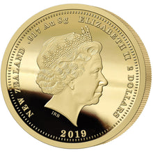 2019 NZ Gold Sovereign Proof