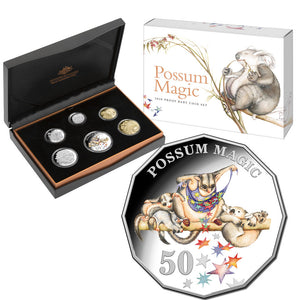 2020 Possum Magic Baby Proof Set