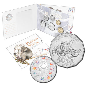2020 Possum Magic Baby Uncirculated Set