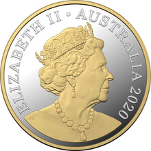 2020 $1 Mob of 'Roos 5oz Silver Proof Coin