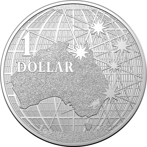 2020 $1 Beneath the Southern Skies 1oz BU