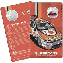2020 50c 60 Years of Supercars 8-coin Collection (no tin)