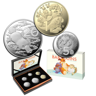 2021 Baby Proof Coin Set