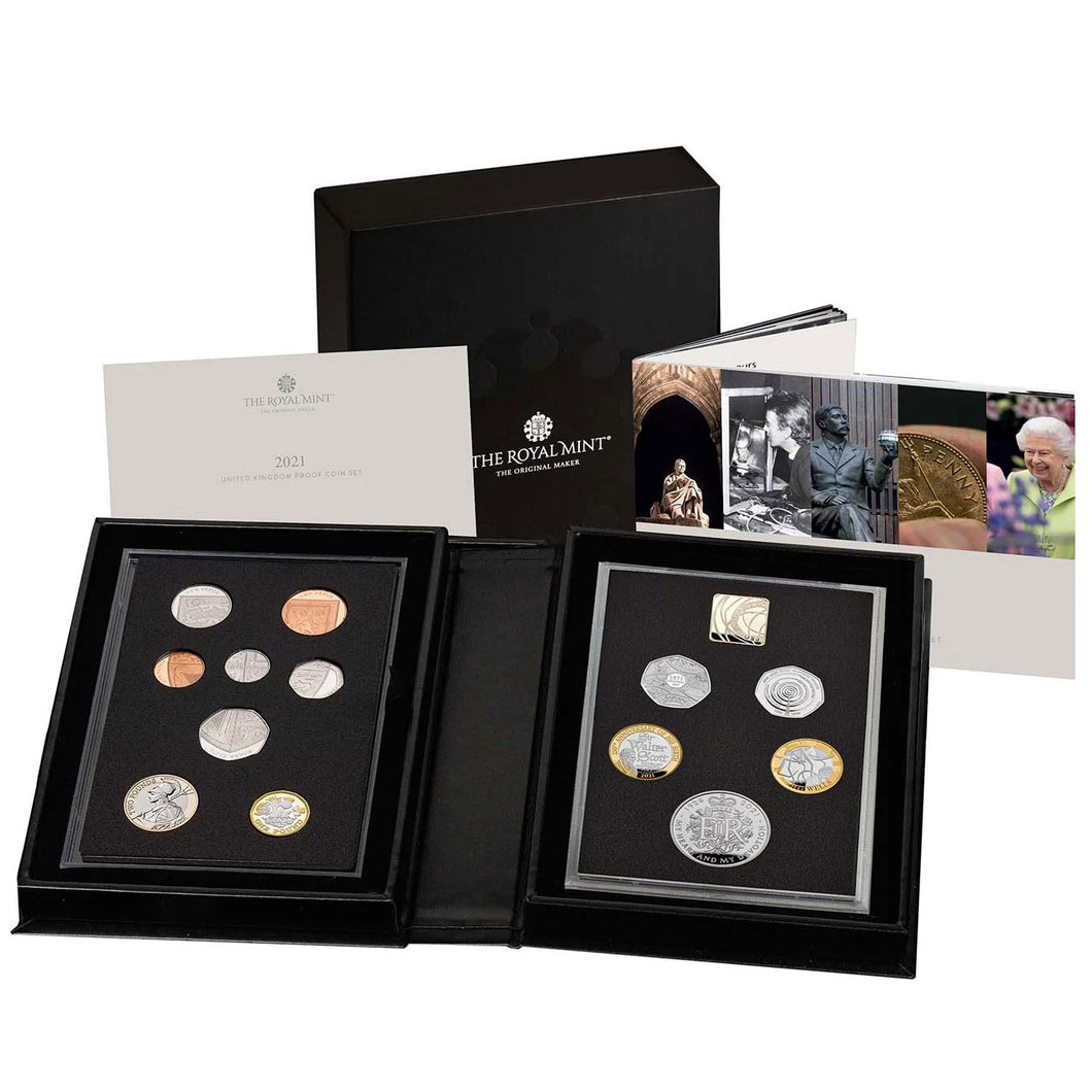 2021 UK Collector Proof Set
