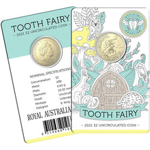 2021 $2 Tooth Fairy Unc