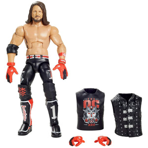 WWE Elite 6 inch Action Figure - AJ Styles
