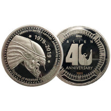 Alien 40th anniversary Collector Medal
