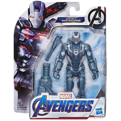 Marvel Avengers Movie 6 inch War Machine Action Figure