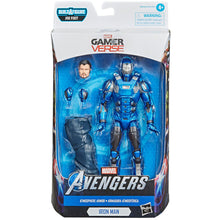 Marvel Legends Avengers Game Iron Man 6-inch Action Figure