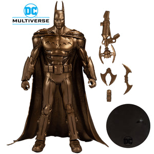 "Batman Arkham Asylum - Batman 7"" Figure Bronze Chase"