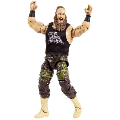 WWE Top Picks Elite 6 inch Braun Strowman Action Figure