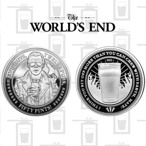 World's End Collector Medal