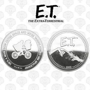 E.T - The Extra-Terrestrial Collector Medal