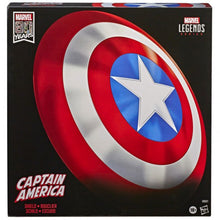 Marvel Legends 80th Anniversary Captain America Shield Full-Sized Replica