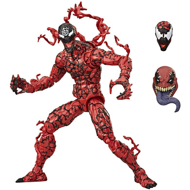 Marvel Legends Venom - Carnage 6-Inch Action Figure