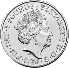2018 UK £5 Royal Wedding BU