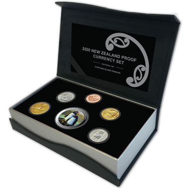 2020 NZ Annual Proof Coin Set