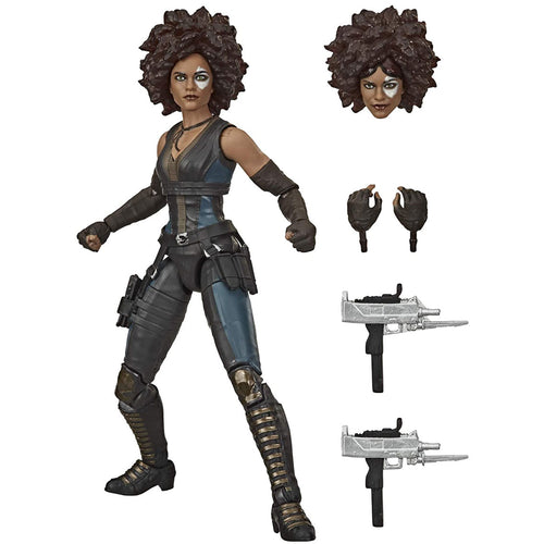 Marvel Legends Deadpool Movie: Domino 6-inch Scale Figure