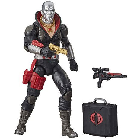 GI Joe Classified - Destro 6-Inch Action Figure