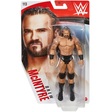 WWE Drew Mcintyre Basic Series 113 6-inch Action Figure