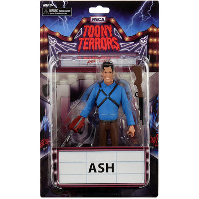 Toony Terrors S3 - Evil Dead 2 - Ash 6 inch Action Figure